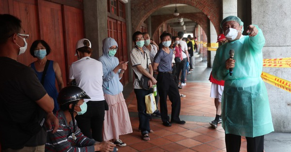 تایوان تقریباً 700 مورد COVID-19 ، 13 مورد مرگ در 24 ساعت اضافه کرد