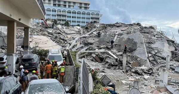 فاجعه سقوط یک ساختمان 12 طبقه در ایالات متحده: هشدار 3 سال پیش نادیده گرفته شد