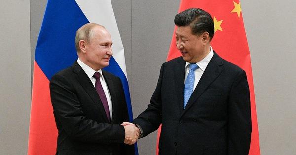 """روسیه و چین پیمان دوستی 20 ساله را به """"ارتفاعات بی سابقه"""" تمدید کردند"""