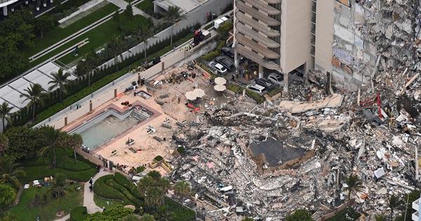 این ساختمان 12 طبقه که در ایالات متحده فرو ریخته است ، سالهاست که در حال غرق شدن است