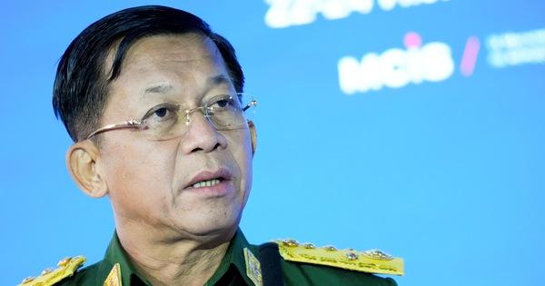 ژنرال میانمار می خواهد همکاری های بین المللی علیه COVID-19 را ارتقا دهد