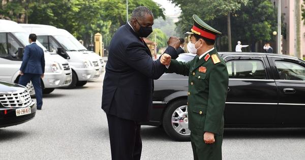 ویتنام – ایالات متحده انتظار دارد که شتاب همکاری ها را ادامه دهد