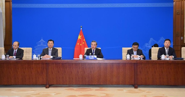 آقای وونگ نقی: روابط بد آمریکا و چین باعث بیابان زایی همکاری های اقلیمی می شود