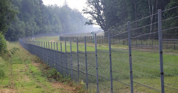 12 کشور اتحادیه اروپا می خواهند حصار مرزی بسازند